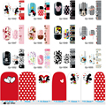 14 Tips Nail Art Tips Stickers Hello Kitty Cute Cartoon 2016 Full Cover Nail Art Decorations 3D Waterproof Nail Design Kids Safe