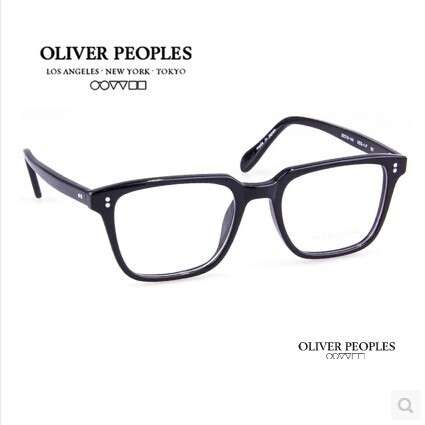 7a6cde9e0b5 HOT 2015 Oliver peoples eyeglasses oliver NDG-1-P Vintage myopia glasses  frames Men women Square frames Retro plate eye glasses
