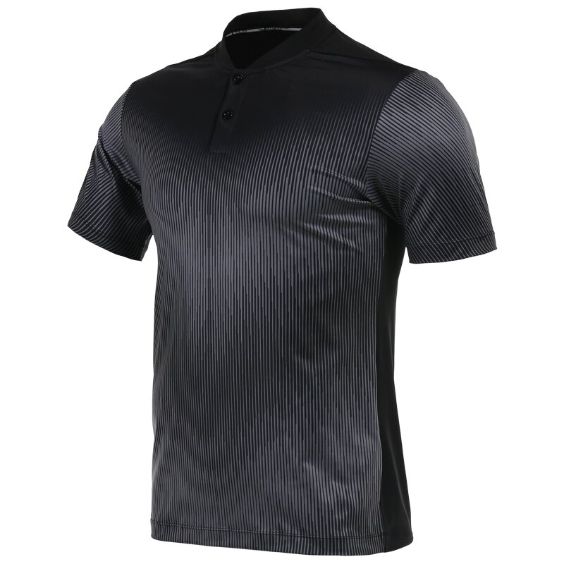 Top Quality Sports Polo Shirts Tops Mens Short Sleeve Golf Jerseys Quick Dry Outdoor Workout Tennis Fitness Sportswear Tops