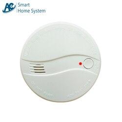 Najwyżej oceniane Celling Mounted bezpieczeństwa w domu ogień alarm wędzarnia fotoelektryczna czujka alarmowa do wykrywania zadymienia