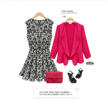 Fashion Brand Women Dress Print Quality Summer Style Chiffon Tropical Casual Vestidos De Festa Femininas Summer Dress