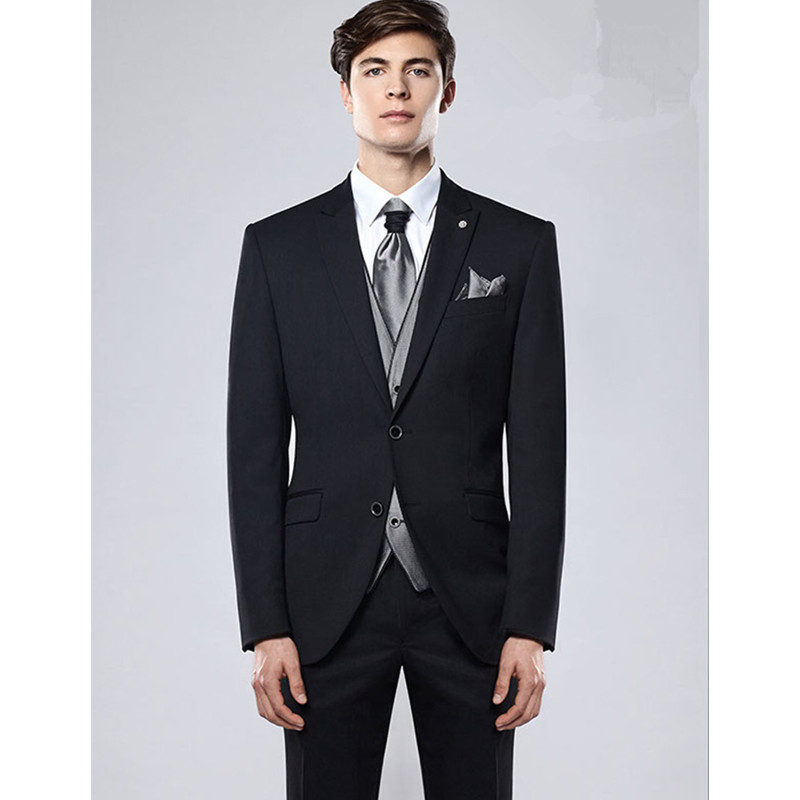 e33d05059a441 534 Mucielee Terno Masculino Blazer Masculino Cheap Men Prom Suits Wedding  Suits For Men 3 Pieces