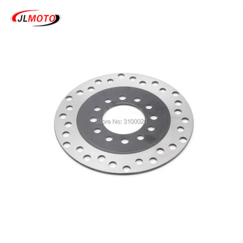 Disco de freno trasero de 160x3,5mm y 160mm compatible con 49cc, 50cc, 110c, 125cc, 150cc, ATV, Quad Bike, 4 ruedas, Go Kart, Buggy, piezas de triciclo UTV