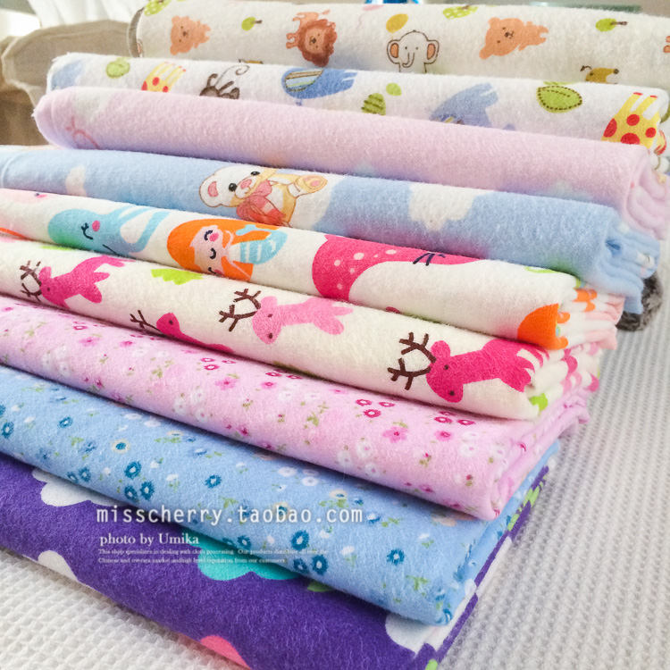 Online get cheap flannel fabrics alibaba for Cheap baby fabric