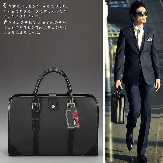 2017 Men S Handbag 12 Square Meter Briefcase Messenger Bag Casual Man Office