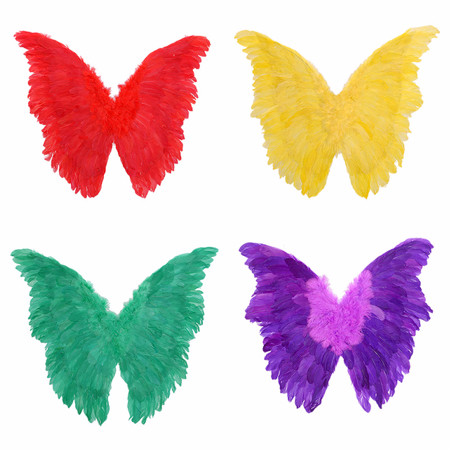 Feather Fairy Wings