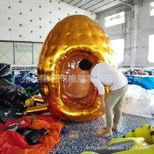Надувные золотое яйцо деньги машина надувные банкомат для speed hot продвижение надувные игры