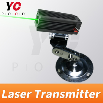 Laser Transmitters Takagism game real life escape room props 12v green laser arrays transmitter device YOPOOD