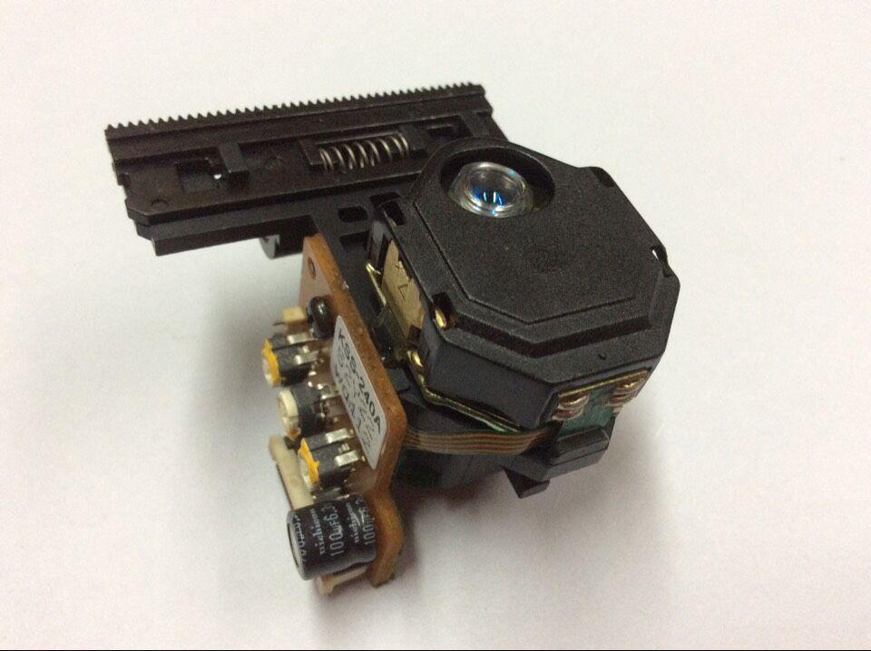 KSS-240A KSS240A KSS-240 tout nouveau lecteur de CD Radio lentille Laser Lasereinheit Optique Pick-up Bloc Optique