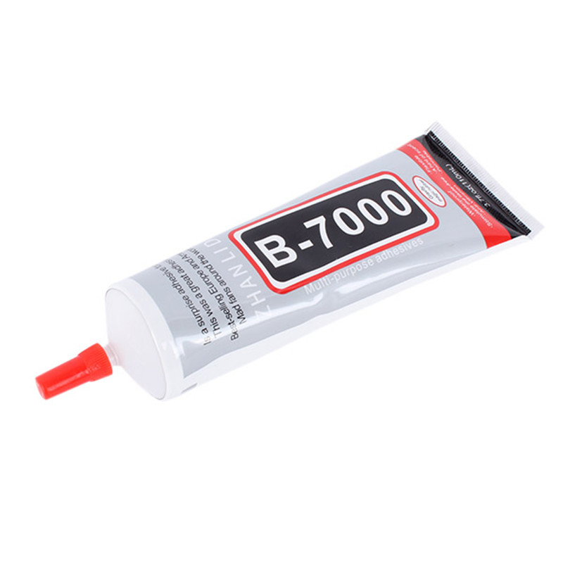 110ml B7000 Glue Adhesives Multi-purpose For DIY Jewelry Touch Screen Cell Phone Crafts Glass Jewelry Epoxy Resin Repair Tools best b7000 glue 50ml multi purpose b 7000 adhesive jewelery epoxy resin diy jewelry crafts glass touch screen cell phone repair
