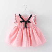 Baby Dressing Generation Korean Version Children S Clothing Baby Girls Dress Summer Princess Baby Cotton Clothes