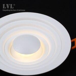 Image 5 - Surface Mounted LED Downlight for Living room, Bedroom, Kitchen, Corridor, Bathroom, AC 85v 265v Anti dazzle Recessed Spot light