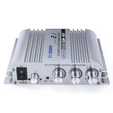 Mayitr 12 V Coche Amplificadores De Audio de Alta Fidelidad 300 W Hogar Super Bass Hi-Fi Estéreo 2.1 Subwoofer Amplificador de Audio Del Coche