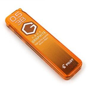 Image 3 - Chumbo 0.5mm 4 h/3 h/2 h/h/hb/b/2b/3b/4b do lápis da grafite da alta pureza de neox dos tubos do piloto 4/lote