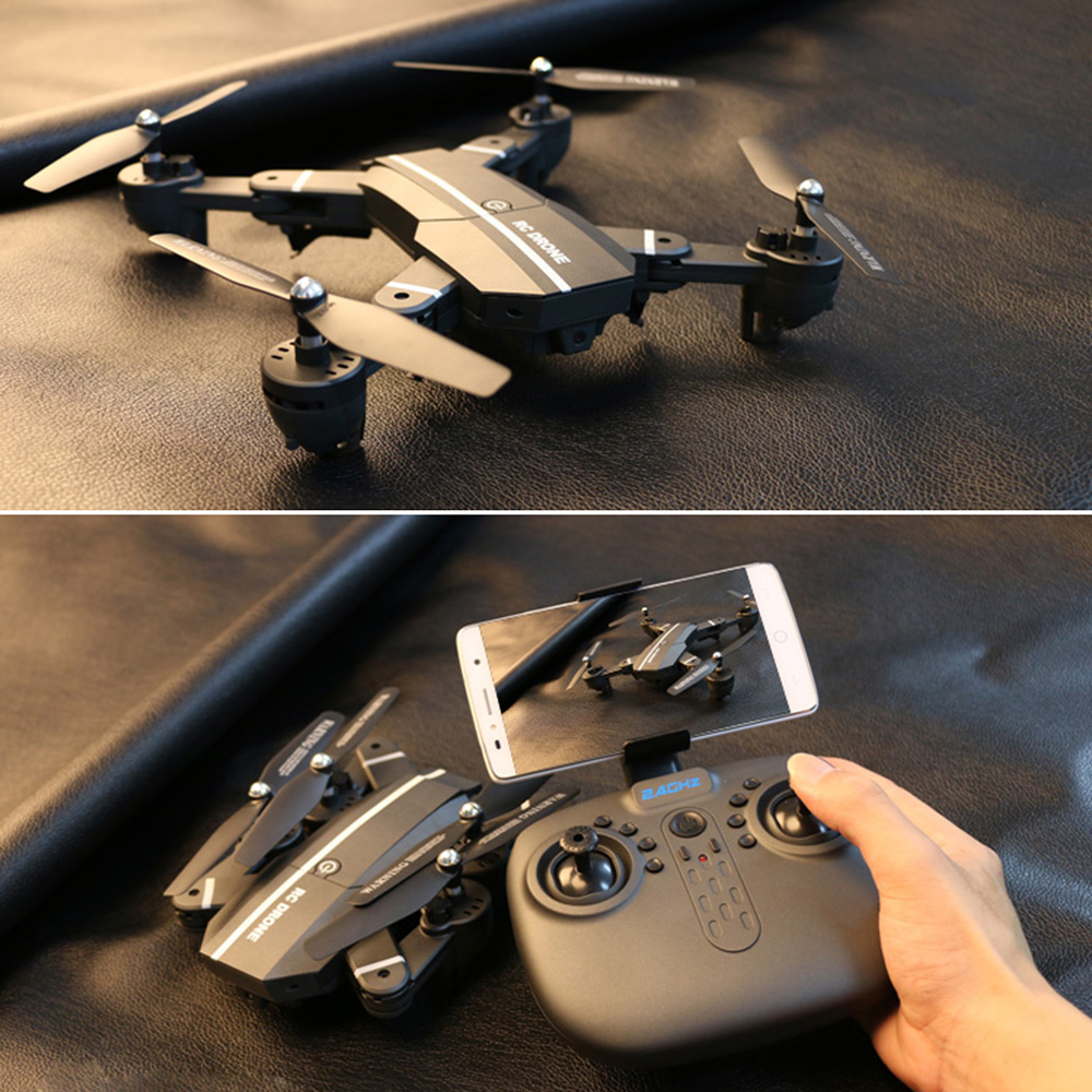 8807w Selfie Drone Mini Drone with Camera WiFi FPV Drone Foldable RC Quadcopter Drones RC Helicopter VS E58 E57 XS809HW X5SW H47 aerial remote control helicopter h44wh 2 4g rhombus foldable pocket rc drone selfie 720p wifi camera fpv quadcopter vs x101 x5sw