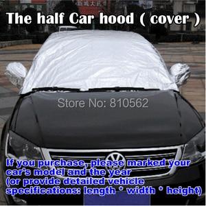 Image 4 - 가득 차있는 차 덮개 breathable uv 보호, 반대로 먼지 및 찰상, 방연제 방패, 더 많은 차 후드를 위한 다 크기