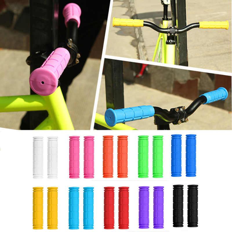BMX doux vtt vélo Cycle route montagne Scooter vélo guidon en caoutchouc fin poignée Jy22 19 livraison directe