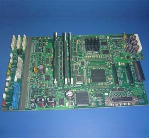 C6090-60317 Main logic PC board for HP DesignJet 5000 5000PS 5000UV Original used весы ps 5000 rus купить