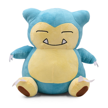 12inch 30CM Snorlax Plush Toys Soft Pillow Stuffed Animal Doll Gift for Children