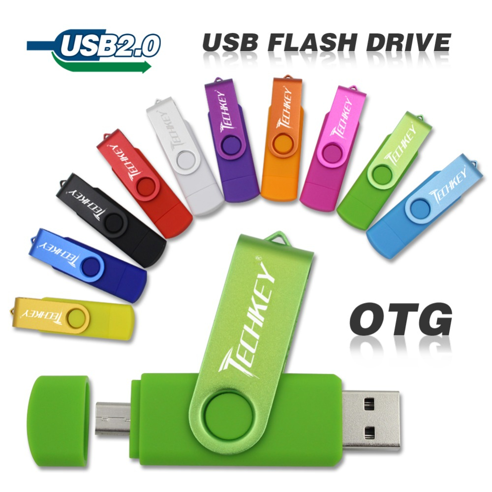 Otg Usb Flash Drive Pen Drive Smart Phone 4GB 8GB 16GB 32GB 64GB OTG Pendrive Memory Cel Usb Stick External Storage For Samsung