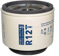 R12T With Bowl Replacement Fuel Water Separator Filter Diesel Engine FOR Racor Parker
