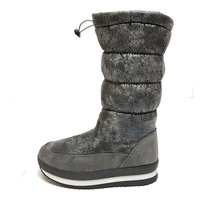 UKNIKI 2018 New Fashion Female Shoes Women Winter Boots Snow Boots Mid Calf Boots