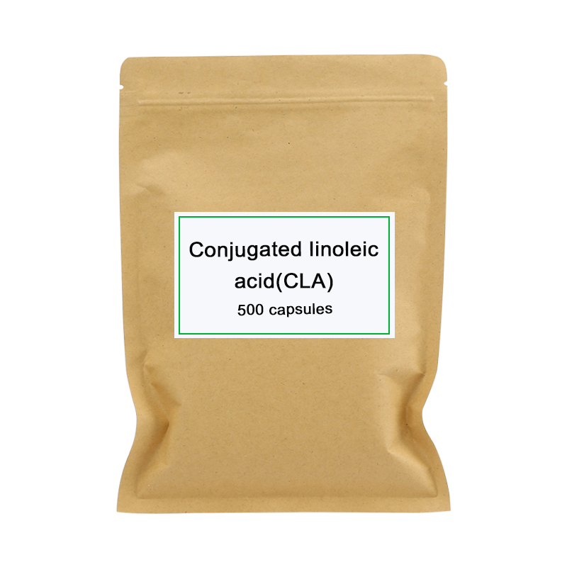 500pcs GMP certified conjugated linoleic acid,Weight loss detox slimming,anti-oxidation,Anti-cancer,free shipping gmp high quality alpha lipoic acid water soluble antioxidant 1000grams free shipping