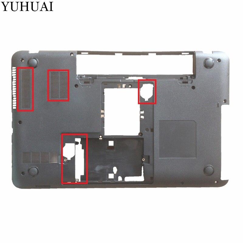 NEW Case Bottom For TOSHIBA L850 L855 C850 C855 C855D V000271660 Base Cover Series Laptop Notebook Computer Replacement