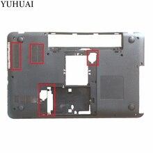 NEW Case Bottom For TOSHIBA L850 L855 C850 C855 C855D V000271660 Base Cover Seri
