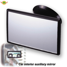 Mirror Car-Accessories Auxiliary-Glasses Attachment-Lens Interior Observation Adjustable