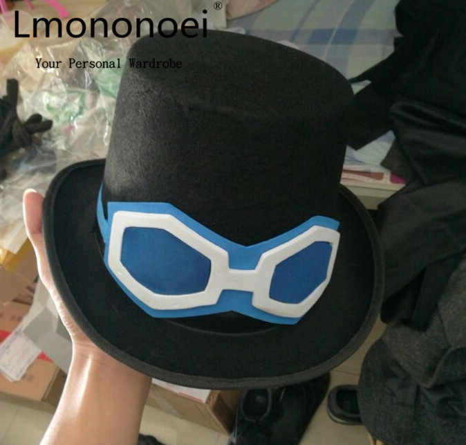 Lmononoei One Piece sabo cosplay hat
