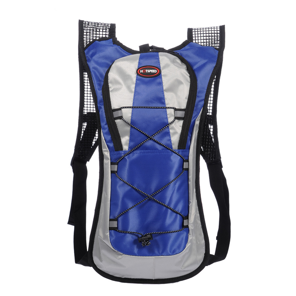 5L Waterproof Nylon Water font b Bottle b font Backpack 4 colors Riding travel Mountaineering font