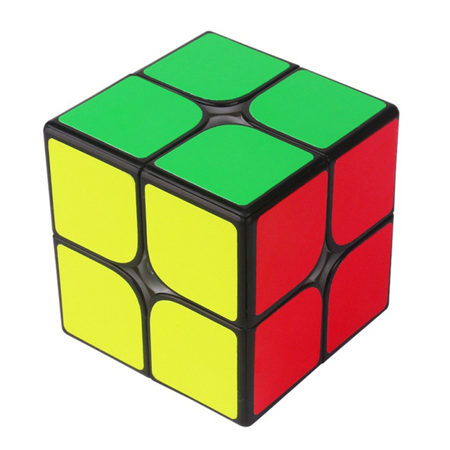 Yuxin Little Magic Cube 2x2x2 Puzzle Cube 2 by 2 Neo Puzzles Speed Cubo Migico 2x2 Office Boy Toy Antistress Toys For Children