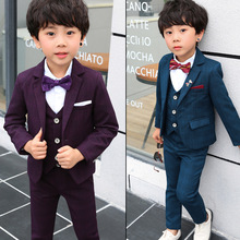 Kids Blazer for Boys Children Clothing Little Gentleman Casual Blazer