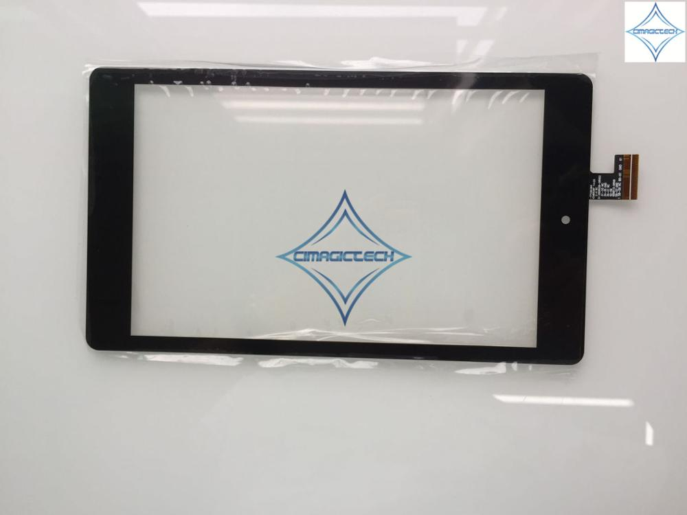8 inch tablet Touch Screen capacitive Digitizer panel glass lens HOTATOUCH C21212B3 FPC893DR C21212B3 FPC893DR 61PIN