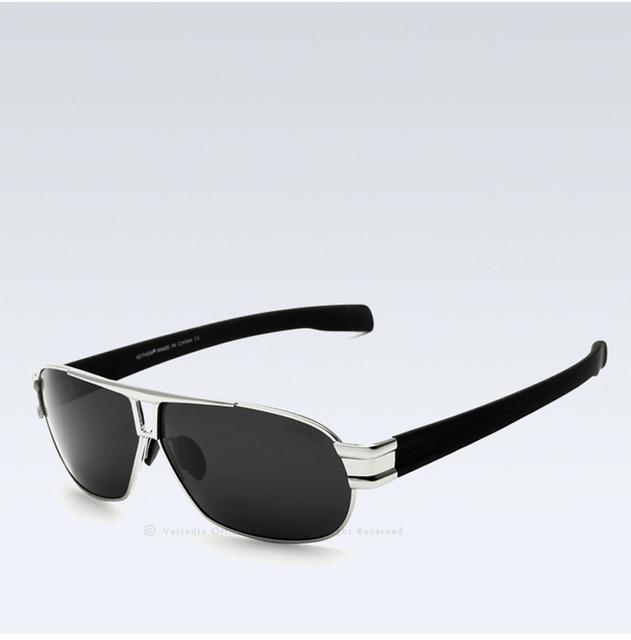 VEITHDIA Brand Designer Men's Sunglasses Polarized Len Sun Glasses Male Eyewear Accessories For Men oculos de sol masculino 8516