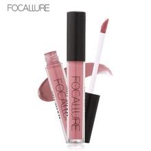 Focallure Tint Matte Liquid Lip gloss Moisturizer Smooth Lipstick Pigment Lip kit Matte Lipstick Nude Sexy 24 Colors Makeup