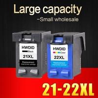 HP21 22 XL 2 Pcs Compatible Ink Cartridges For HP Deskjet 3915 3920 D1530 D1320