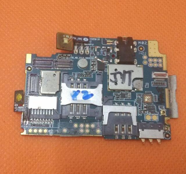 Placa Base placa base 1G RAM + 4G ROM Original para JIAYU G4 MTK6589 Quad Core 1 GB + 4 GB 4.7 Pulgadas HD Envío Libre