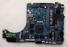 HOLYTIME ноутбук материнская плата для Dell XPS L521X CN-0TRPPH 0 trpph LA-7851P I7-3632QM Процессор DDR3 100% полностью протестирована