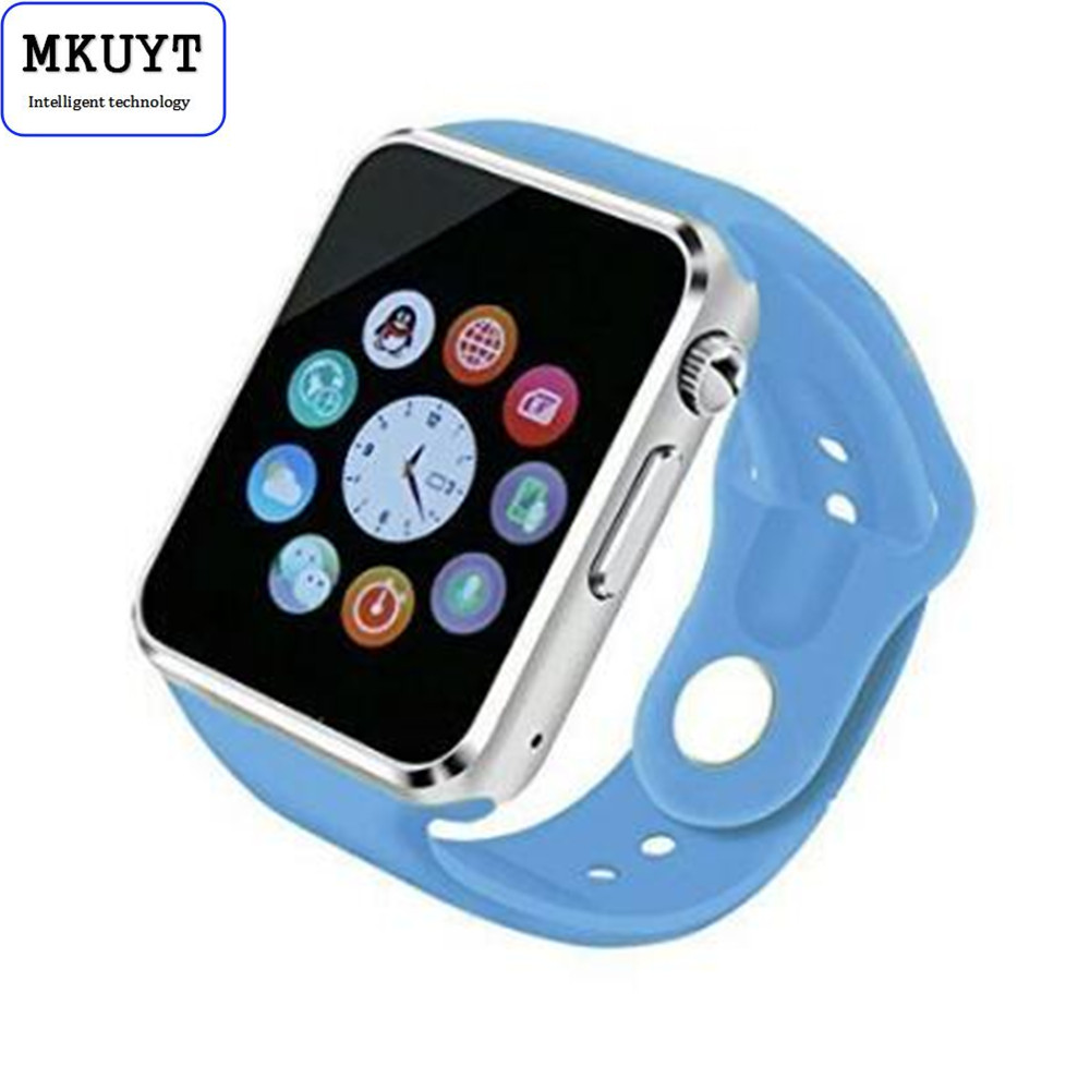 Free Shipping A1 GSM Bluetooth font b Smart b font font b Watch b font with