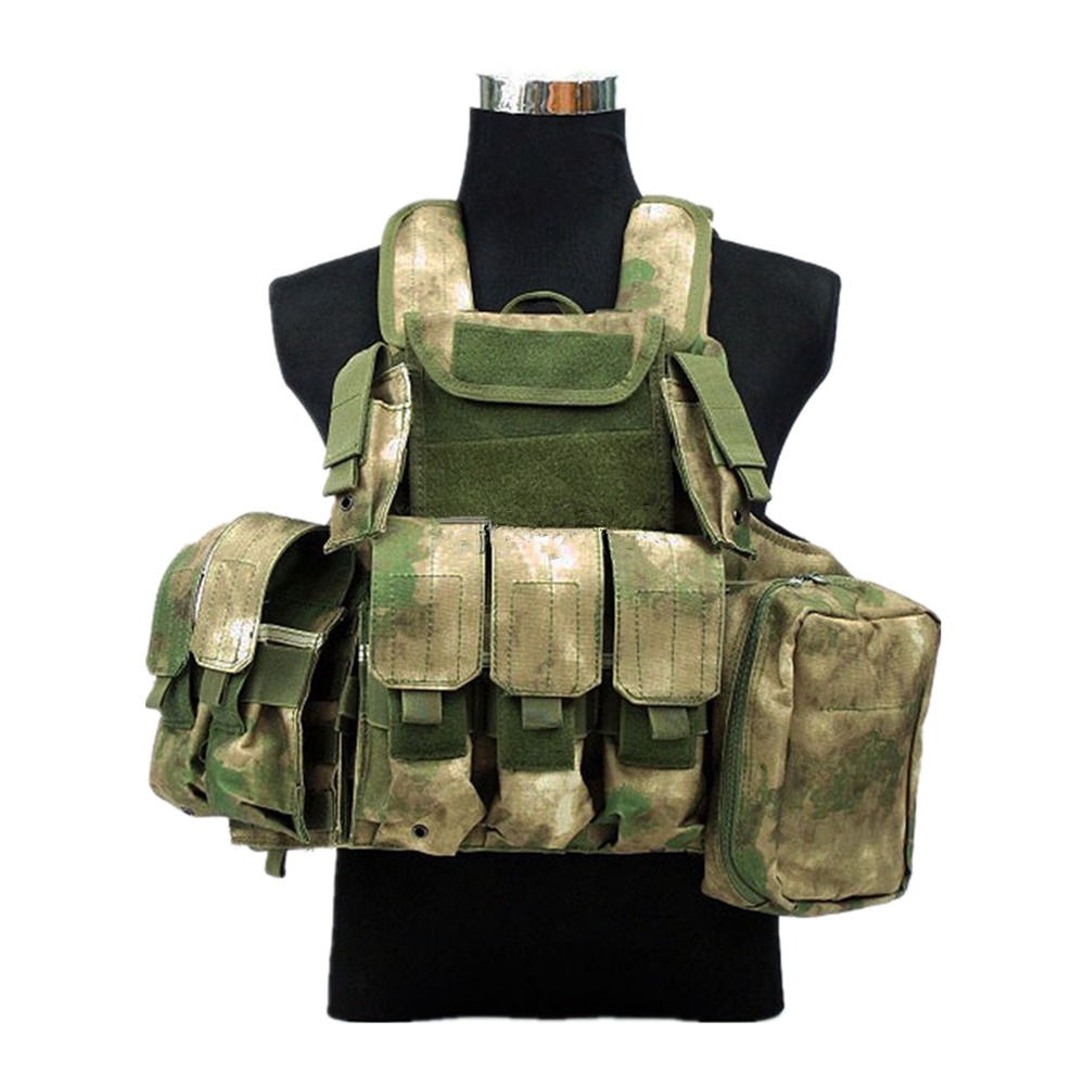 Gilet tactique militaire nouveau CIRAS robuste gilet de Combat tactique armure 8 couleurs pour la chasse cosplay