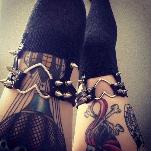 Sexy Punk Gothic Garter