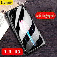 Cxone 11D Curved Tempered Glass Film On The For IPhone 6 6s 7 8 Plus Protective Screen Protector