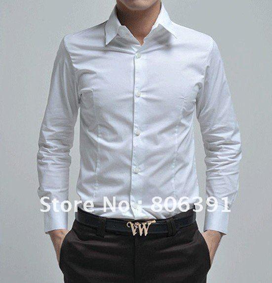 fa04283558e Hot Sale High Fashion Men Shirts