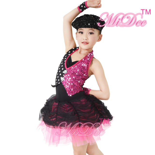 1a38a76c6 MiDee Dance Costumes Swan Costume Ballet Clothes Children Leotard ...