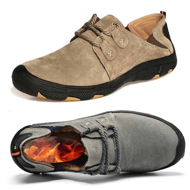 Ægte læder sneakers