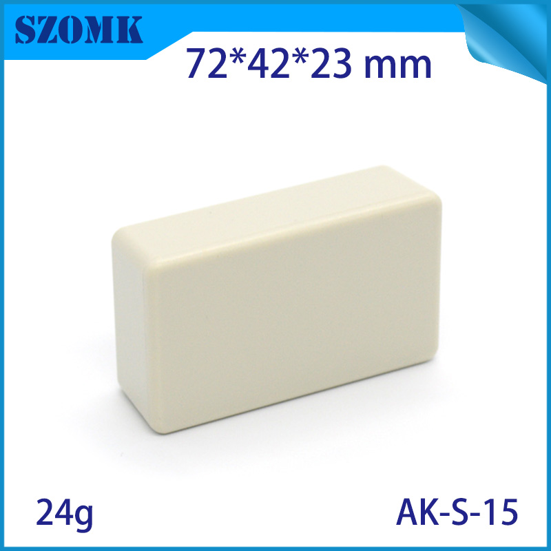 10 psc a lot Small Junction Box Plastic Case electronics enclosure power supply electrical plastic case