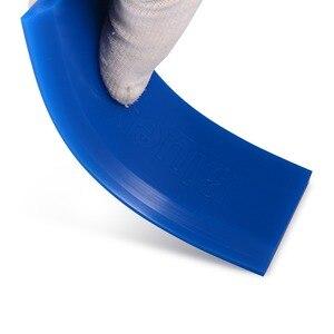 Image 2 - EHDIS 3 BlueMax Cao Su Dự Phòng Lưỡi Dao Gạt Tay Cầm Carbon Vinyl Phim Gói Vắt Cửa Sổ Thủy Tinh Tint Nước Tuyết xẻng