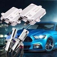 Dianshi Fast Bright 55W H4 Hi Low HID Headlight Xenon Kit 4300K 6000K 8000K
